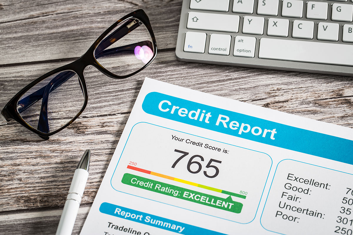 The Value of a Good Credit Score