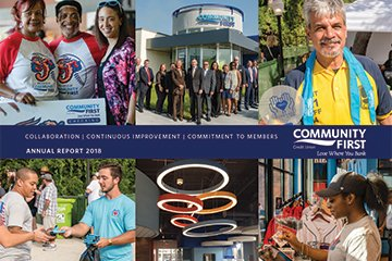 Community First Credit Union Annual Report Shows Strength,  Lending Power and Rapid Expansion