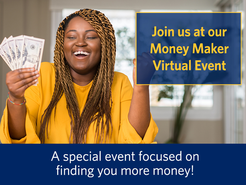 Money Maker Virtual Event